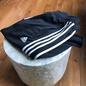 Adidas women's pants size small